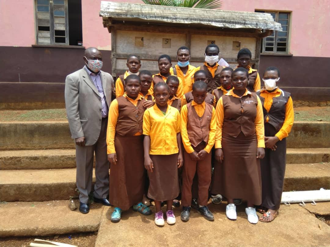 Des nouvelles du Père Thomas Lokome - Cameroun