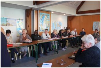 Nouvelles de la pastorale de la santé à Gournay-en-Bray